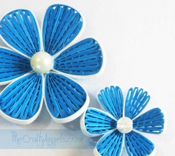 Double sided quilling comb review and tutorial (14)