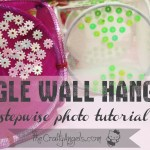 Another Bangle wall hanging tutorial