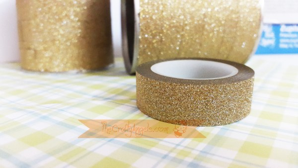 Upcycled Tin can pen holder tutorial washi tape craft (6)