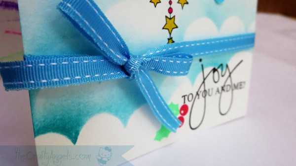 Handmade Angel Christmas Cards