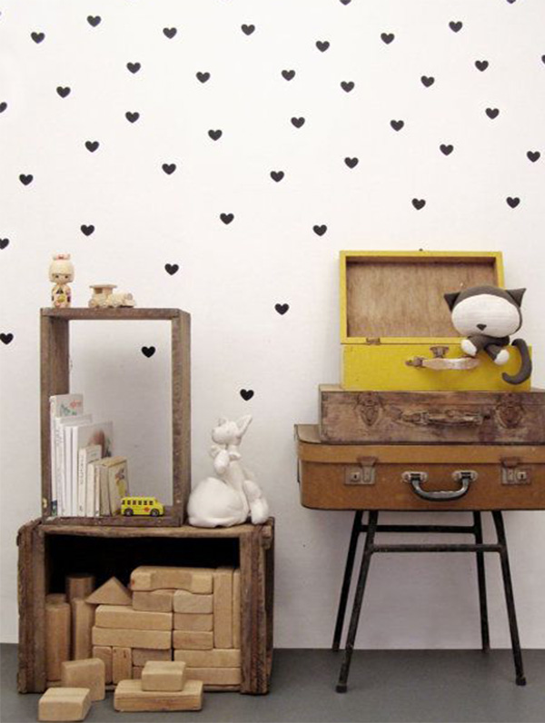 decorate home interior with wall sticker