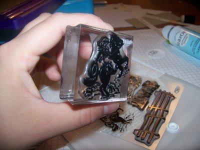 stamping, cardmaking stamping, cardmaking tutorials, cardmaking india, acrylic bloc stamping