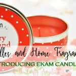 Candles, fragrances and Ekam