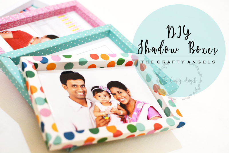 DIY Shadow box, shadow box, diy photo frame, paper photo frame, making photo frame, 3d frame , shadow box tutorial, papercraft, pattern paper craft, simple craft, kids craft, gallery wall ideas, diy photo frame, paper photo frame, gallery wall inspiration, make your own photo frame, cheap photo frame