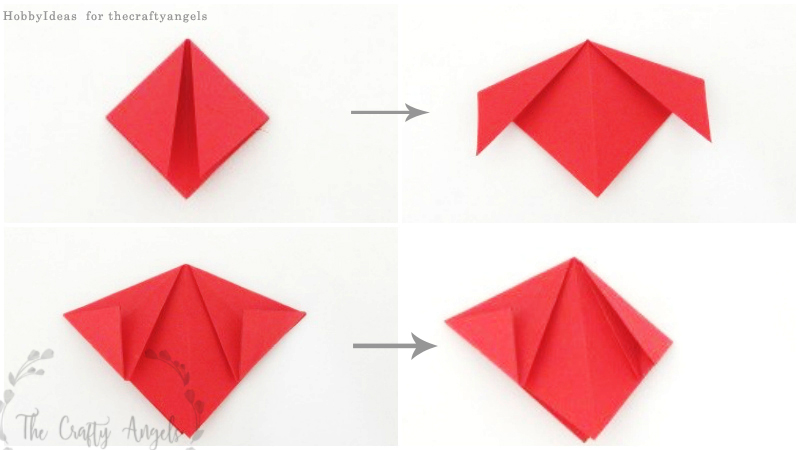 Kusudama Paper Flower Tutorial Origami Making
