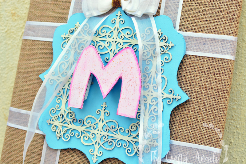 Making chic diy monogram wall art for nursery making chic diy monogram wall art for nursery monogram diy wall art diy wall solutioingenieria Image collections
