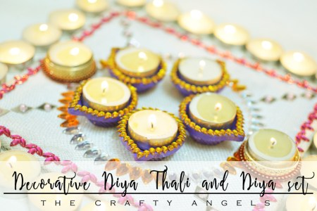 diwali decor, diwali decoration ideas, diwali thali , diwali tablescape, diwali home decor, diwali craft, diwali ideas, diwali activity, diwali handpainted diya, diy decorated diya