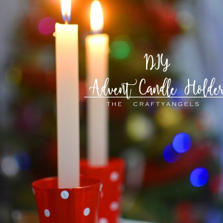DIY Advent candle holder, advent candle ideas, advent candle decor, christmas candle holder, shot glass recycle, shot glass, candle holder, diy candle decor, advent candle ideas, advent wreath idea, christmas decor, candle centerpiece, advent candle diy, advent candle, christmas inspiration, christmas diy, diy candle project