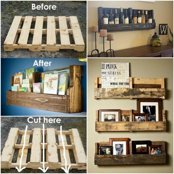 diy wine rack bookshelf
