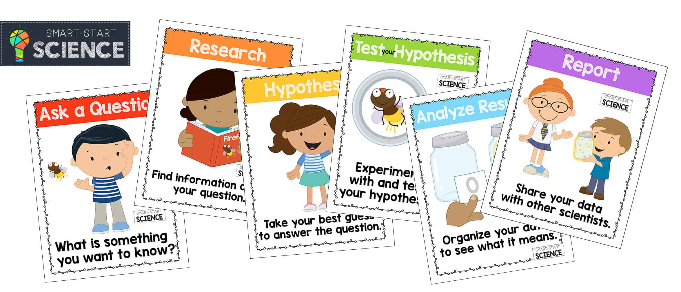 Scientific Method Printables
