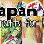 Japanese Crafts For Kids