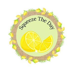 Squeeze the Day Lemon Printable