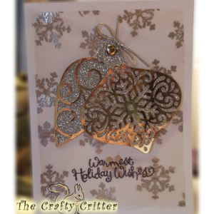 Christmas Card - Ornaments