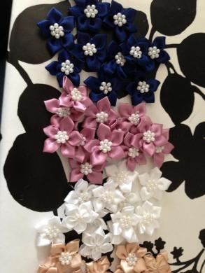 11. Lovely Little Headbands flowers new colours