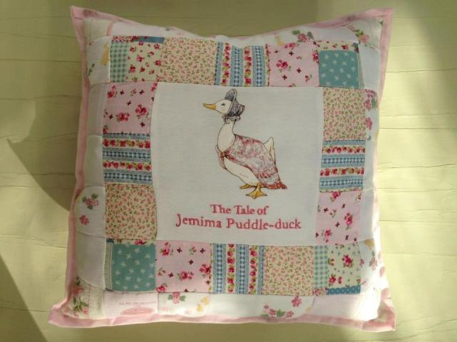 13. Freddies Teddies memory cushions