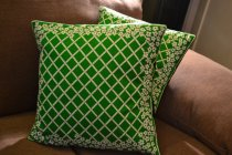 Up-cycled cushions