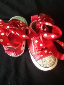 Designs 2 Dazzle kids shoes