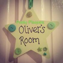 2. Pretty Plaques by Jess Room plaque