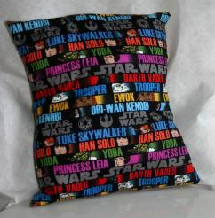 10. LCG Creations star wars cushion
