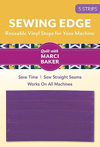 """Sewing Edge for the Perfect 1/4"""" seam allowance @ The Crafty Quilter"""