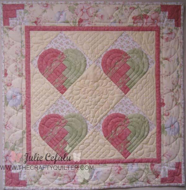 Sweet Heart Wall Hanging
