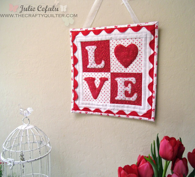 tters Quilt at The Crafty Quilter