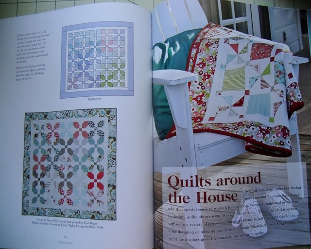 A Quilting Life by Sherri McConnell