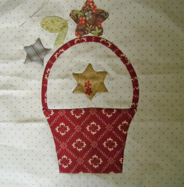 applique july