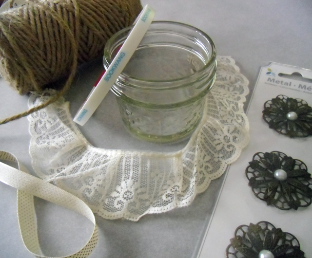 ruffle lace supplies