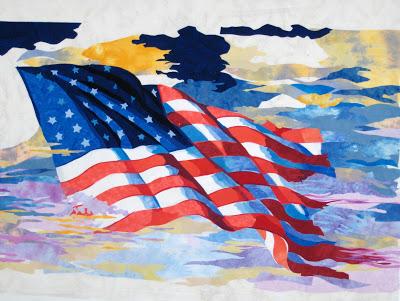 Flag Quilt 061