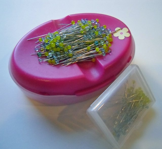 I can't live without my magnetic pin cushion which is why it's one of my five favorite quilting tools.