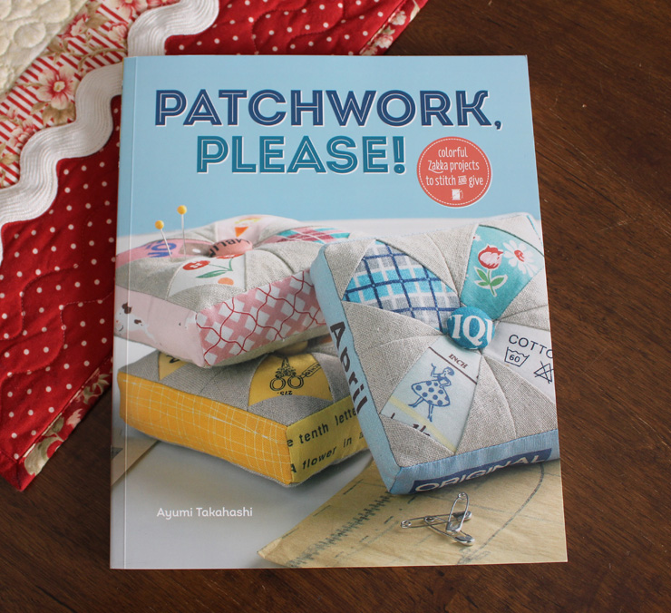 patchwork please book