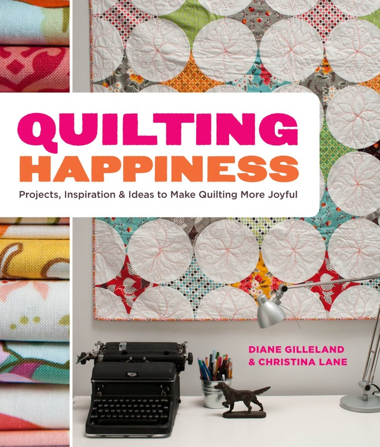 QuiltingHappinesscover