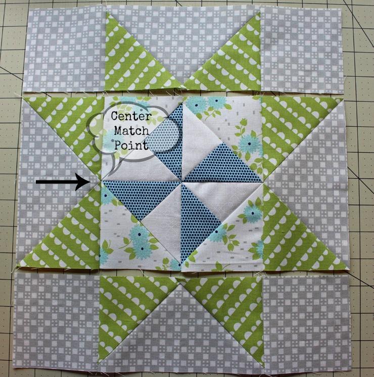 pinwheel star match point a