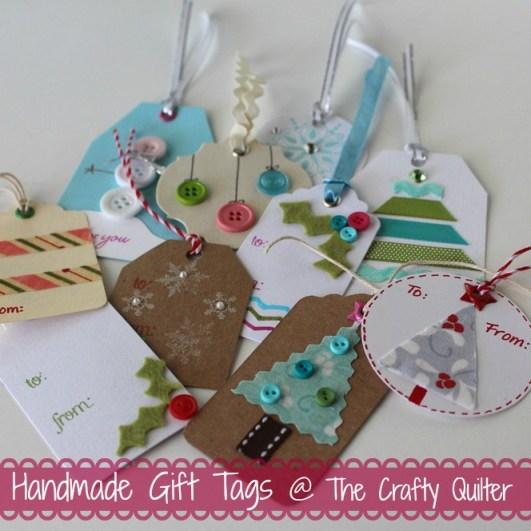 Handmade Gift Tags