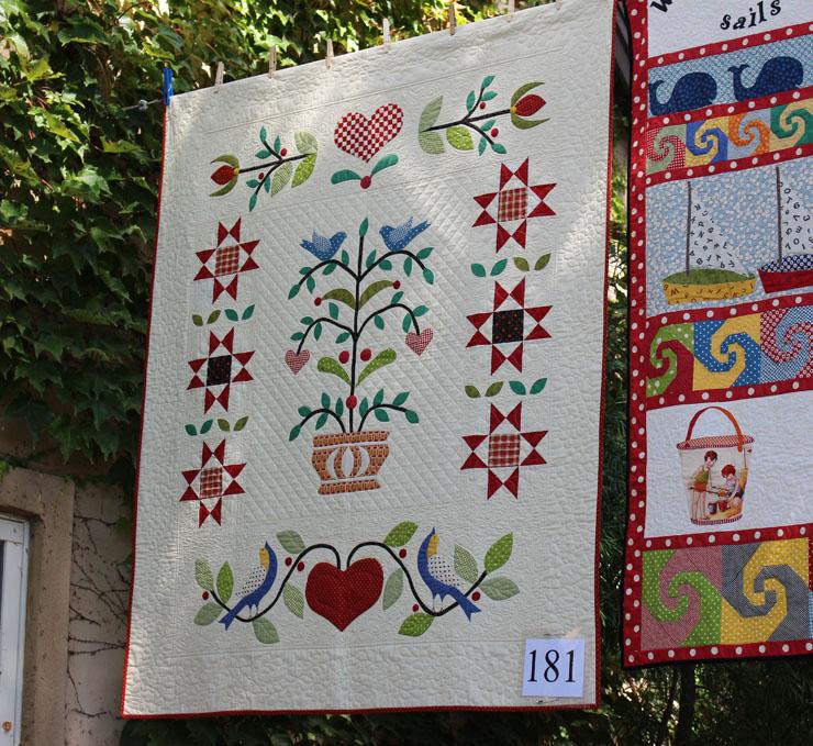 Sandy Klop quilt