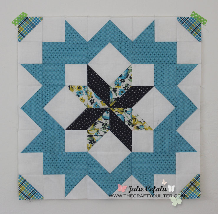 Supersized! Sampler Patchwork Stars