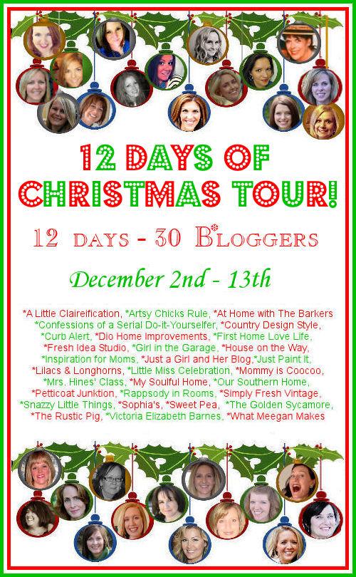 12 Day of Christmas Tour