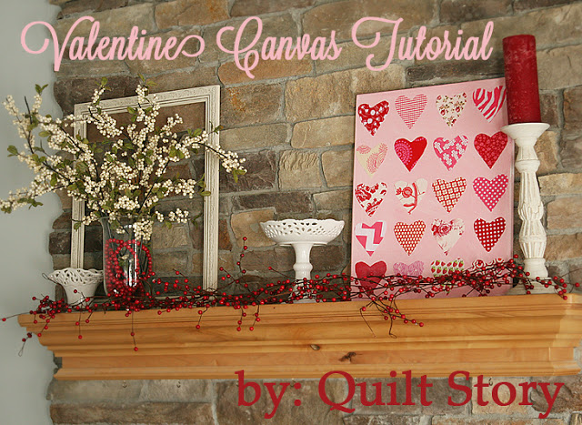 Valentine Canvas