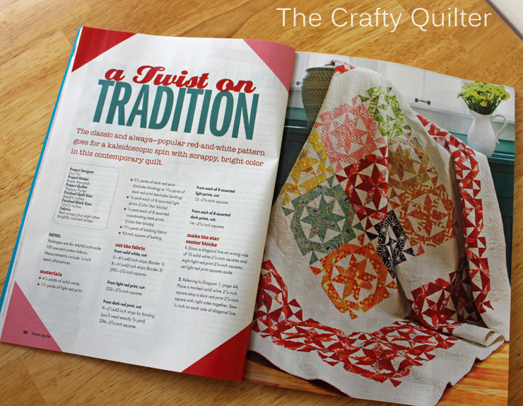 magazine twist on tradition copy