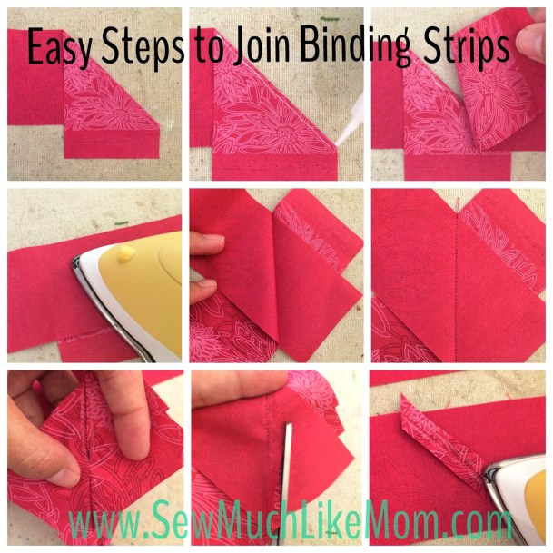 Easy Binding Steps
