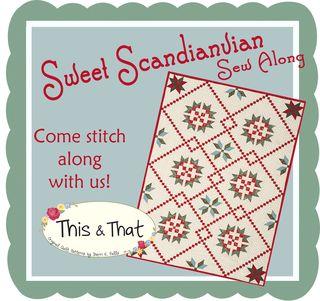 Scandinavian Sew Along