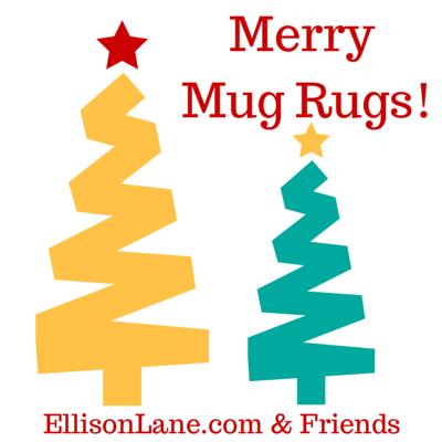 MERRY Mug Rugs