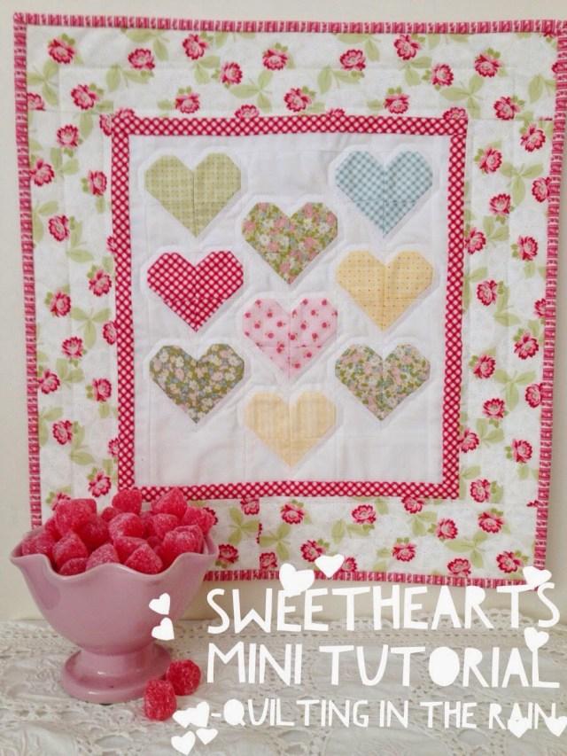Sweethearts Mini Tutorial