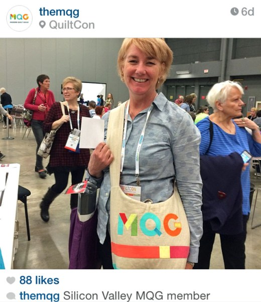 mqg bag at quilcon