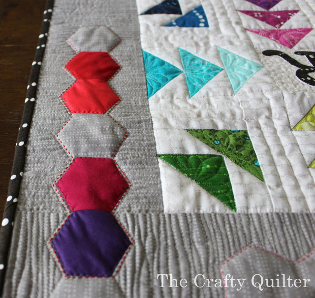 Matchstick quilting detail copy