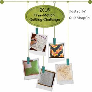 2015 FMQ Challenge at Quilt Shop Gal
