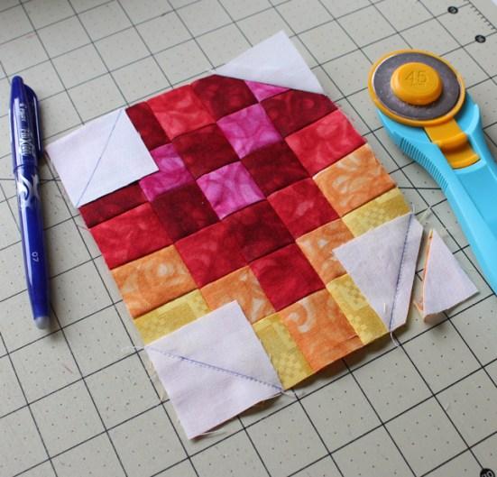 balloon 3 corners