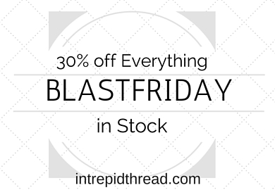 intrepid thread black friday