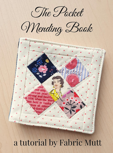 Pocket Mending Book